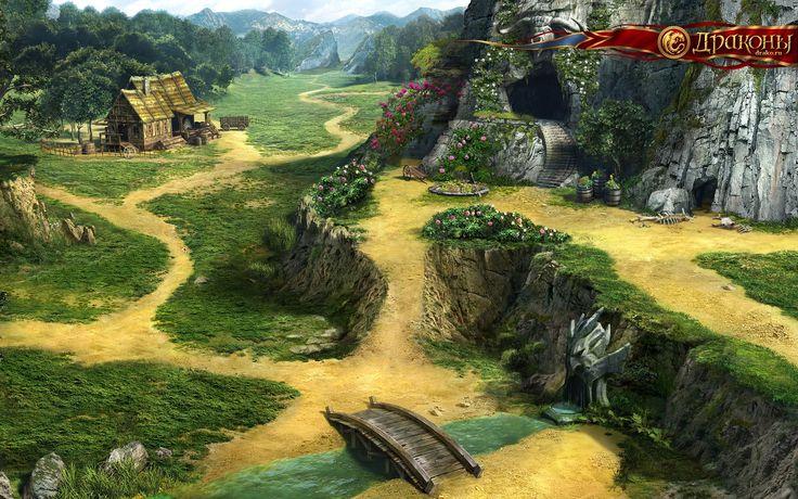 free download pictures of dragons online  (Serena Longman 1920x1200)
