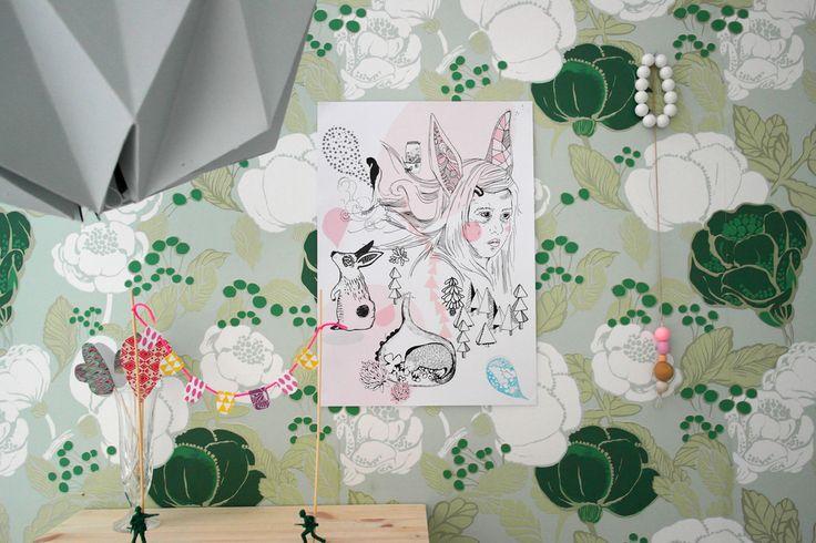 kidsroom print