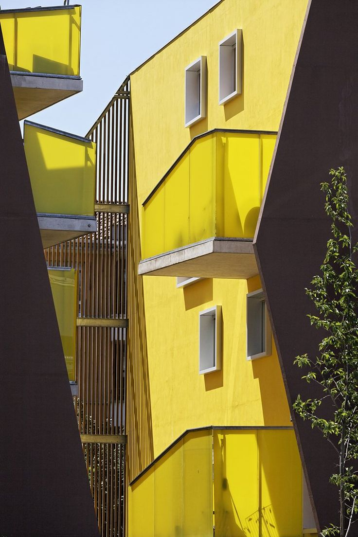 Residence Origami, Tolosa, 2013