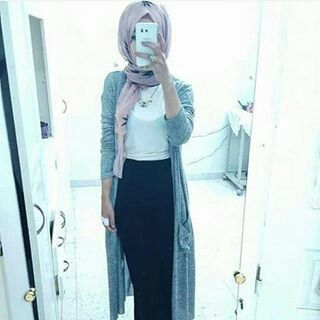 Stylish #Hijab