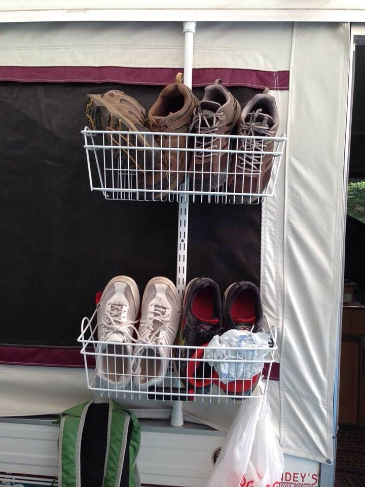 522 Best Camper: Pop Up Camper Organization Ideas Images On Pinterest | Organization  Ideas, Mobile Home And Households