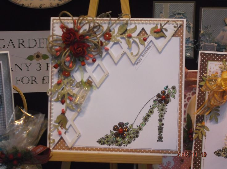 from the NEC - anna marie designs