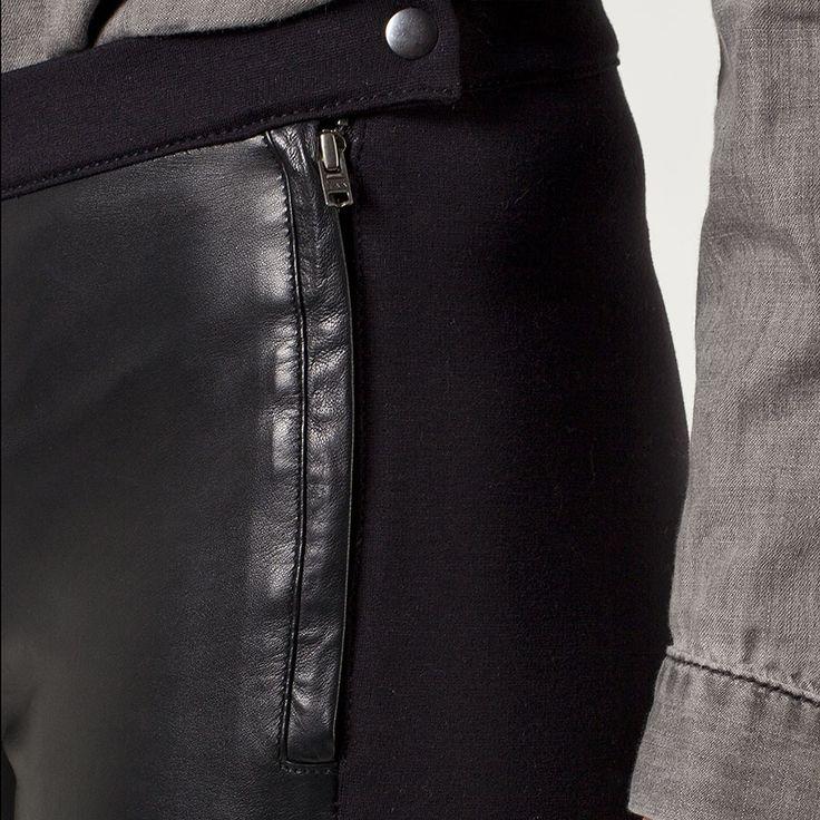 Tregging femme IKKS (BE22225) | Vêtement Femme Hiver 14