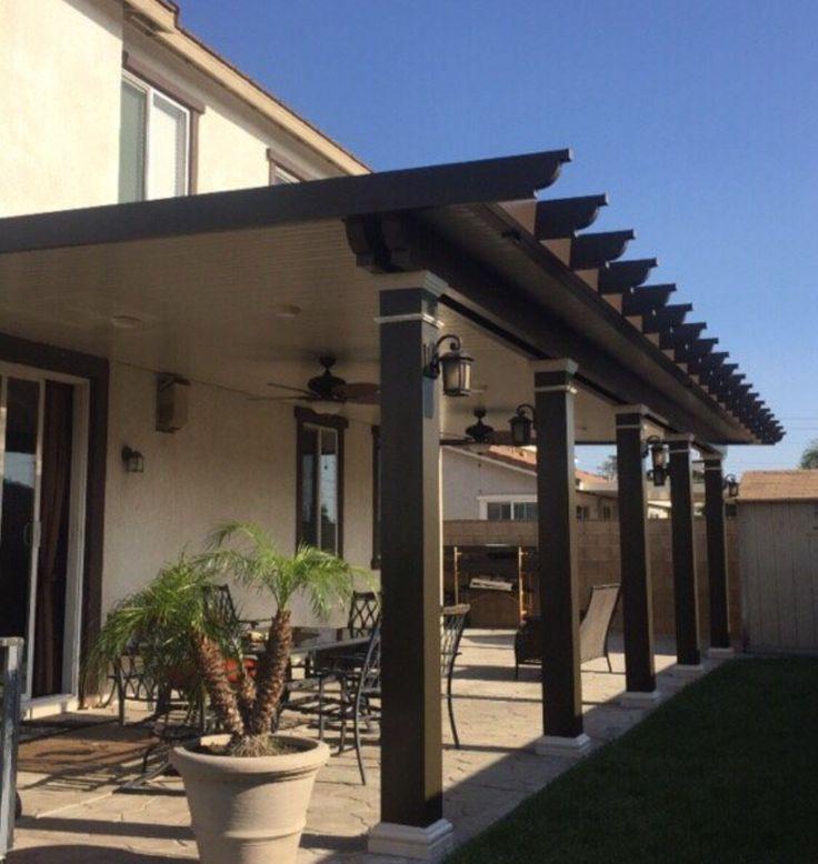 Best 25+ Aluminum patio covers ideas on Pinterest ...