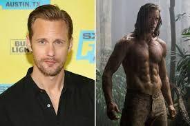 Alexander Skarsgard. Tarzan.