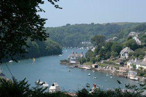 River Yealm, South West Coastal Path Devon, England