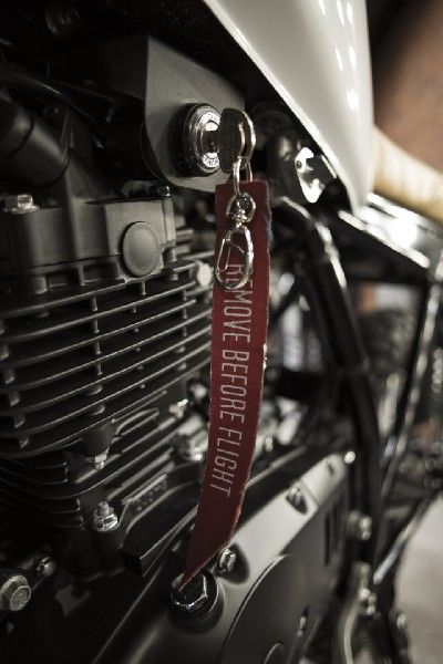 Intruder 125cc — Cafe Racer — Projeto #001 — Stilo Motos – Medium