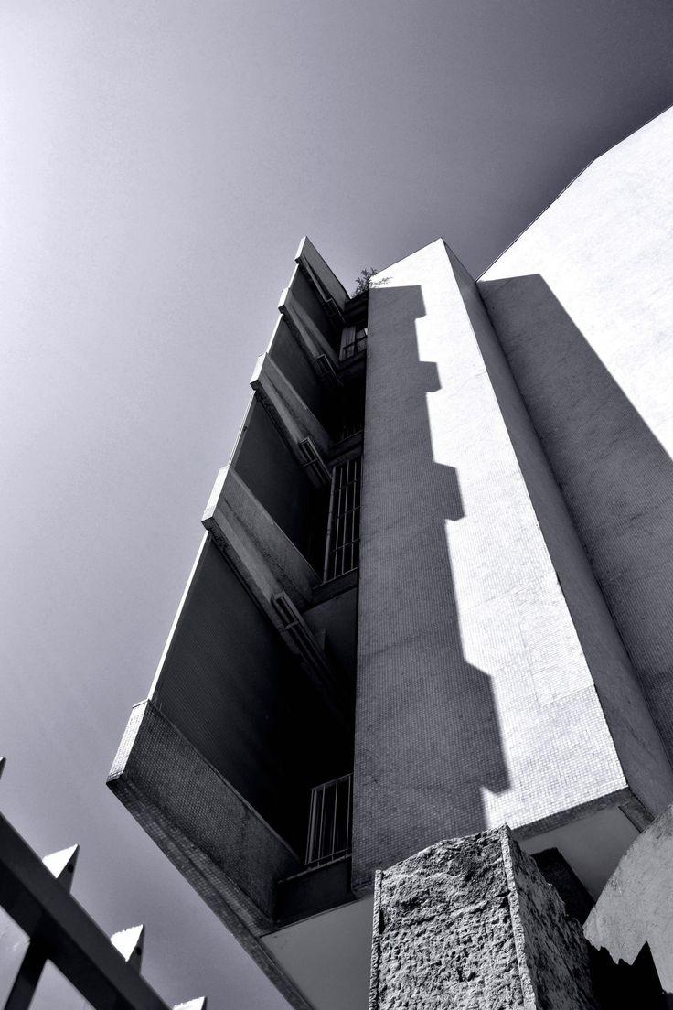 Casa del Girasole, Luigi Moretti - Casa del Girasole, Luigi Moretti, Roma, 1949