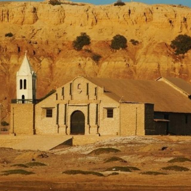 Iglesia de Colan