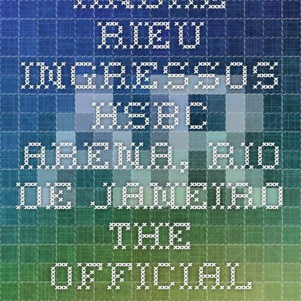André Rieu Ingressos - HSBC Arena, Rio de Janeiro - The official André Rieu website