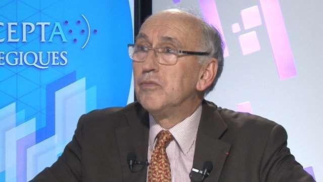 Precepta Stratégiquesa reçu Jean-Pierre Corniou, Directeur Général adjoint…
