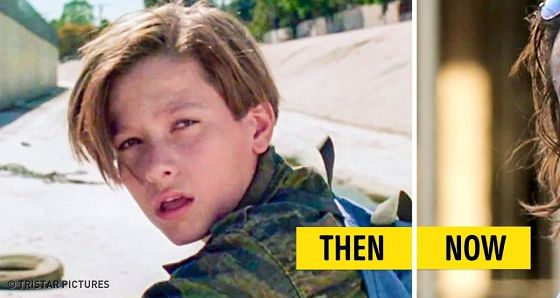 "The Cast of the ""Terminator"" Then And Now"