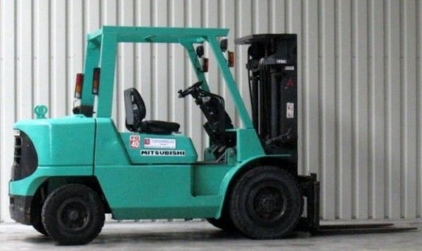 Mitsubishi Fd40k Forklift Trucks Service Repair Manual Sn F19c 00011 Up Repair Manuals Hydraulic Systems Forklift
