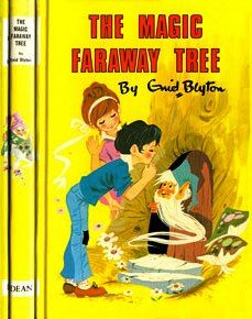 I loved The Magic Faraway Tree by Enid Blyton - my DD is now enjoying reading it too - thanks Maxine for the reminder ;)