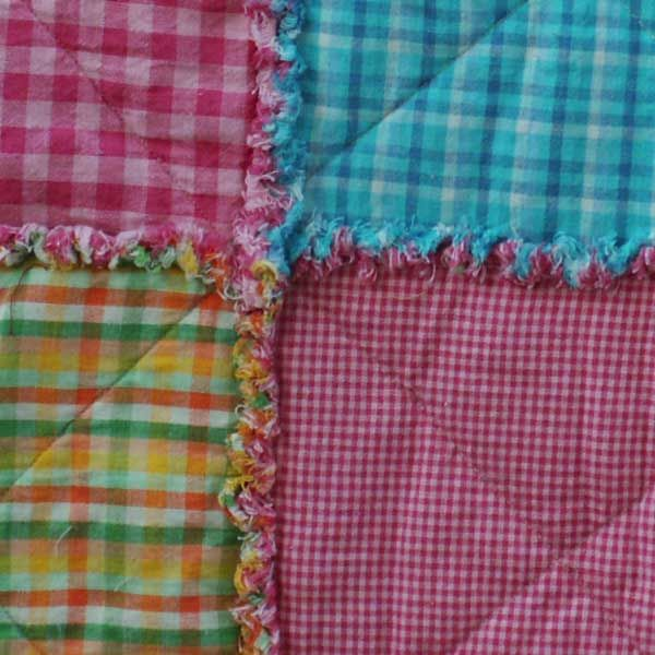 Rag Quilt Pattern For Beginners : rag quilting for beginners - Bing Images Sewing Pinterest