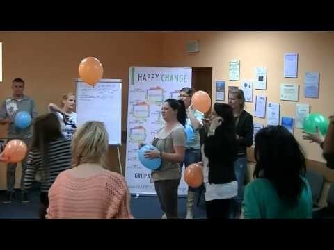Szkolenie Animatora - zabawy z balonami - YouTube