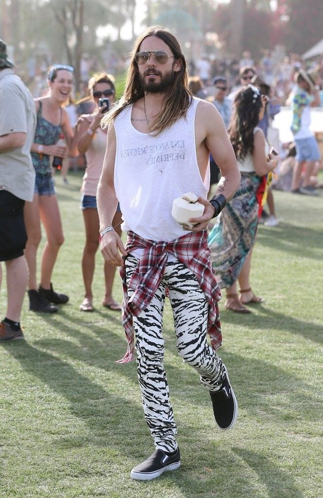 Coachella Mens Style: 5 Celebrity Looks to Inspire
