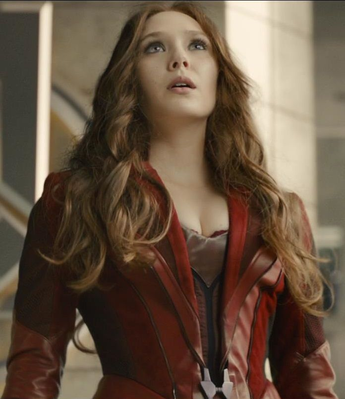 Scarlet Witch Captain America: Civil War