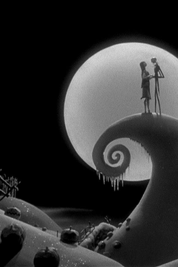 Pesadilla antes de Navidad. Tim Burton 1993