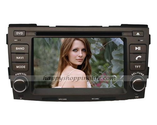 Newest 2 din android car DVD player for Hyundai Sonata, car multimedia head unit with 6.2 Inch multi-touch screen, built in Wifi, support USB 3G Internet access, support virtual N disc, GPS navigator support real-time traffic information and navigation, Radio with RDS, Bluetooth, iPod, AUX, analog TV, USB, SD, iPod, Support 1080 HD video, support live wallpapers and personalized wallpaper, support the original steering wheel controls