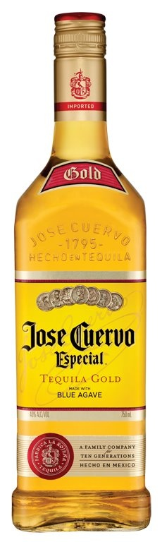Jose Cuervo Gold... I cannot begin to tell you how many brain cells I have sacrificed to the gods of little bats and blue agave plants...
