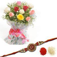 Rakhi Colorful Hue