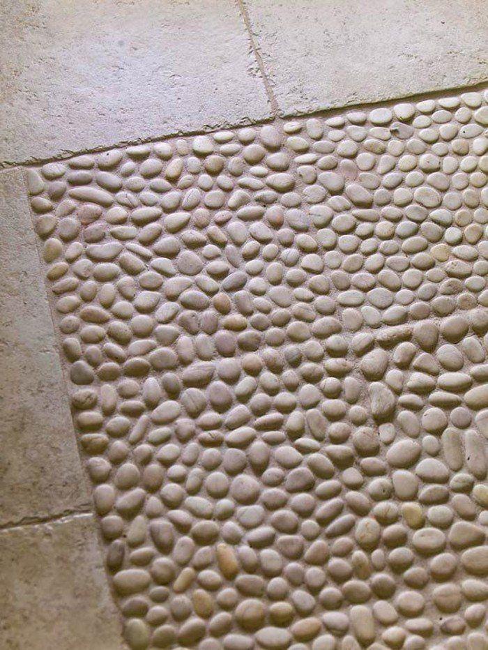 Carrelage Galet Carreaux Mosaique Pour La Salle De Bain Small