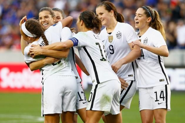 Rio Olympics 2016 Soccer Draw Results: Women's Groups Bracket and Schedule