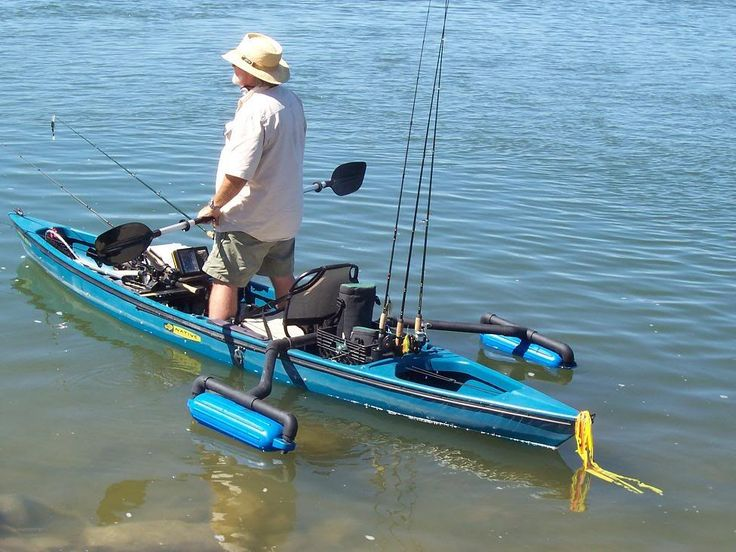 Homemade Kayak Out Riggers Diy Plans