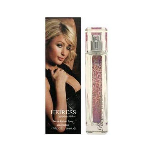 Paris hilton Paris hilton heiress woman 50 ml spray Paris Hilton comparte su fragancia y revela un mundo de elegancia y sofisticación que es igual al glamour que sólo unas experiencias Heiress modernos. Exóticas, seductor y misterioso, este olor complementa su estilo.