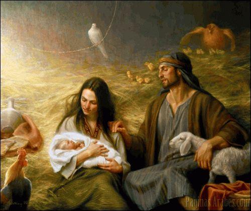Los cristianos del Medioevo siguieron las recomendaciones de la Iglesia, el tiempo de Adviento, se convirtió en una introducción al sentido de la Navidad.