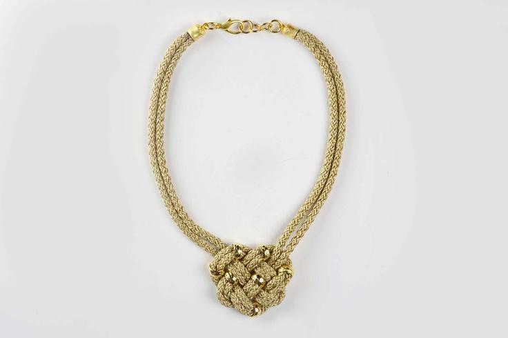 Necklace Cruising - Beige