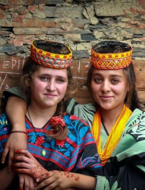 Marvels of Pakistan | Kalash tribes, Chitral