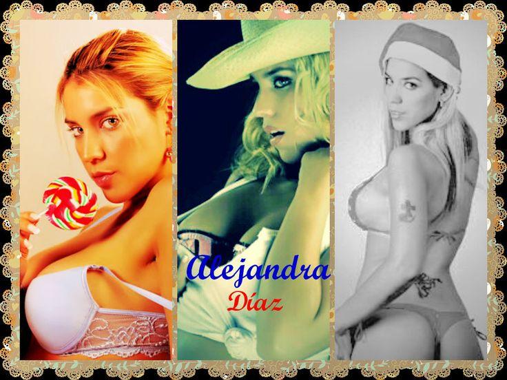 Alejandra Díaz modelo chilena <3 :)