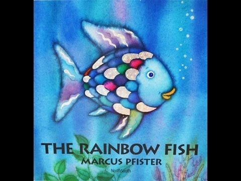 Best 25 the rainbow fish ideas on pinterest for One fish two fish read aloud