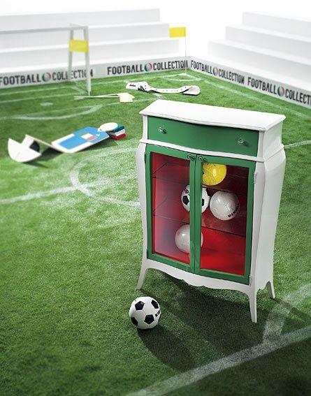 El Mundial de Fútbol llega a la decoración  http://icono-interiorismo.blogspot.com.es/2014/06/el-mundial-de-futbol-llega-la-decoracion.html