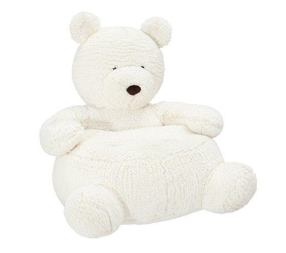 Polar Bear Critter Chair Bear Nursery Bear Nursery Boy