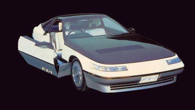 1983 Toyota FX-1 Concept
