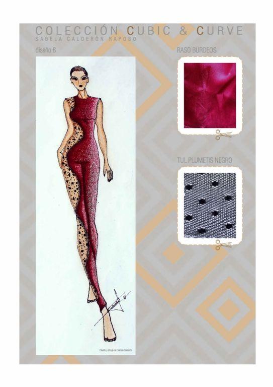 Sabela Calderon » Colección Cubic & Curve