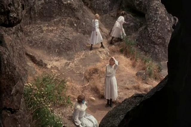 Cinema Poetry 15 - Picnic at Hanging Rock by Max Tohline. Cinema Poetry is a video blog devoted to bringing you some of the most poetic scenes and sequences in the history of cinema.  On February 14, 1900, a group of private schoolgirls went missing when they split from their picnicking comrades to climb on part of a million-year old volcanic hill called Hanging Rock.  It is a filmmaker of rare talent who can breathe into a film's entire diegesis a sense of limitless possibility and…