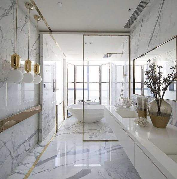 find this pin and more on bathrooms - Luxury Bathroom