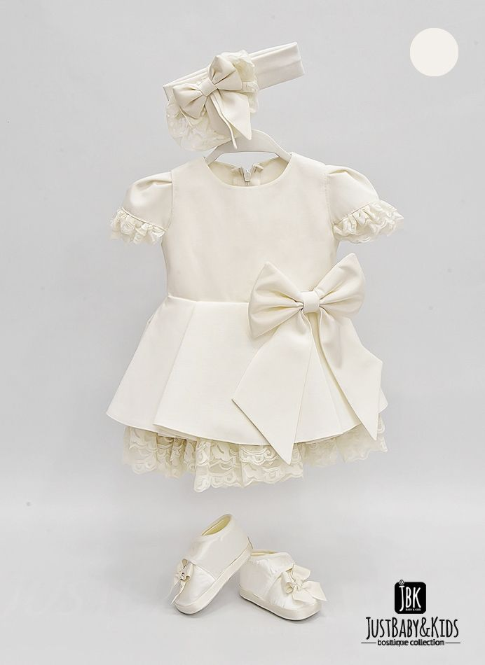 BM06 Kız Bebek Mevlüdü Takım Just Baby & Kids - Bebek ve Çocuk Kostüm - Giyim