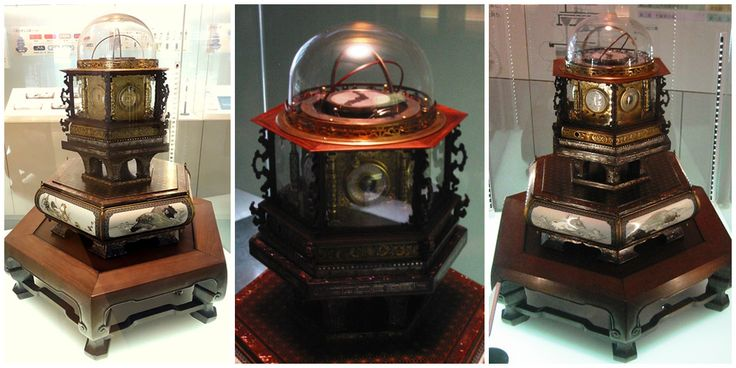 About a decade after the first Western mechanical clock was invented, Japanese inventor Hisashige Tanaka invented The Myriad Year Clock, also known as the