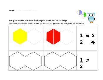 67 best Maths - fractions images on Pinterest   Math fractions ...