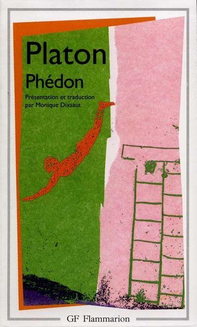GF Philosophie - Phédon - Flammarion editions