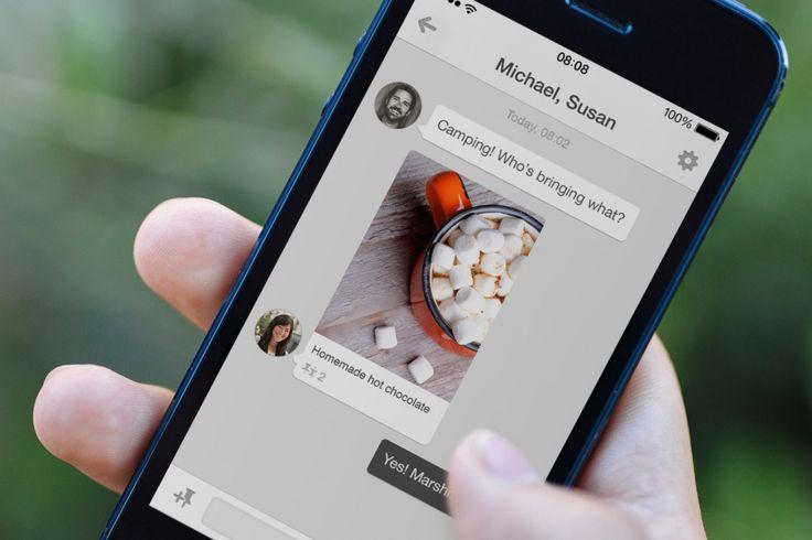 Cómo usar Pinterest para enviar mensajes uno a uno