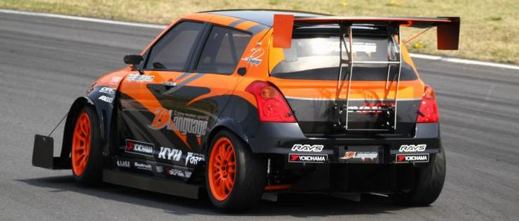 Recap - Most powerful Suzuki Swift in the world produces 350 hp