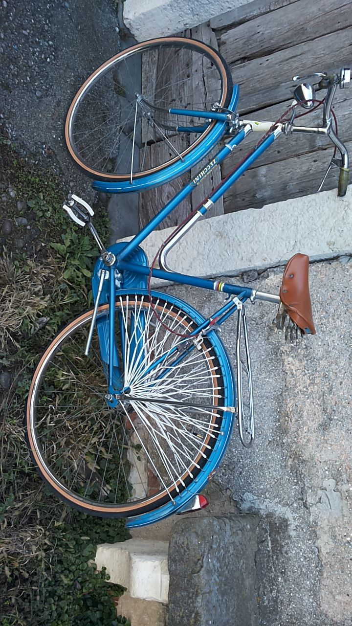 Bicicletta Zecchini Anni 60 Biciclette Vintage Bicicletta
