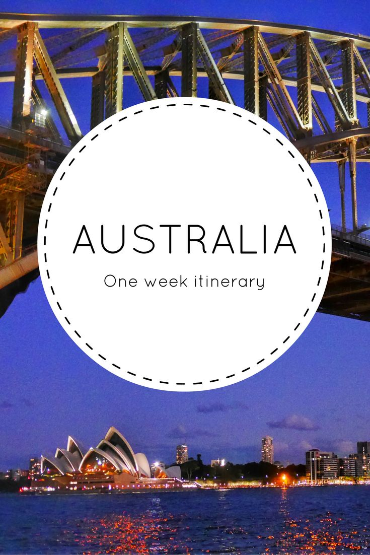 One week Australia itinerary: Is 7 days Down Under worth the long flight? This post will help you make the most of your time in Sydney and Hunter Valley.