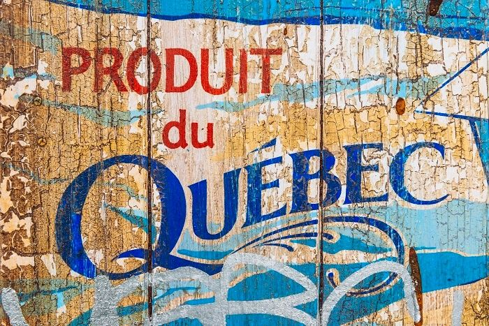 Canadian Potential: Québec and Beyond: Selling to Québec and thinking you can just reuse that French version you've already created for your customers in France? Think again. #canada #language #blog #verbaccino #moraviait #translation